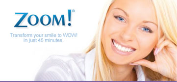 zoom smile - Cosmetic Dentistry