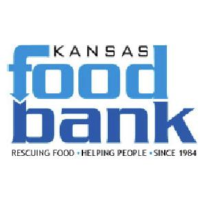 Logo for the Kansas Food Bank
