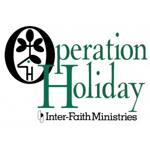 Logo for Operation Holiday, Inter-Faith Ministries